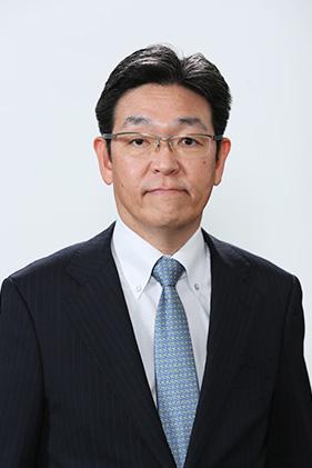 Representative Director & President Yoichi Nishioka