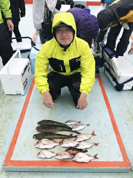 釣りサークル in 知多
