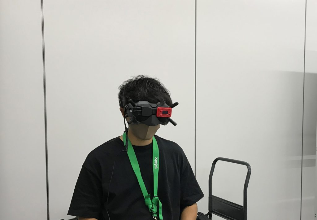 HYNT Lab. 動画を制作中